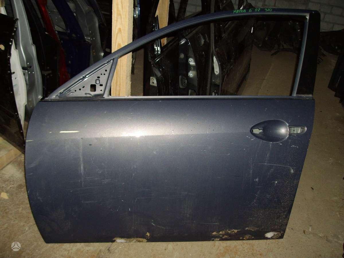 Mazda 6. Prekyba auto dalimis naujomis ir naudotomis prekyba
