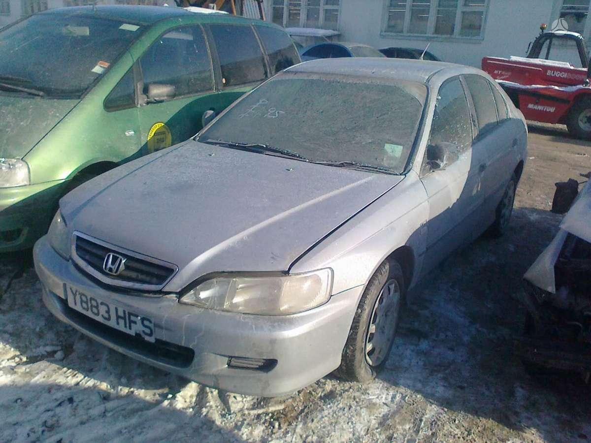 Honda Accord dalimis. Honda accord  vtec 2001 1.8l 1850cm3 bendz