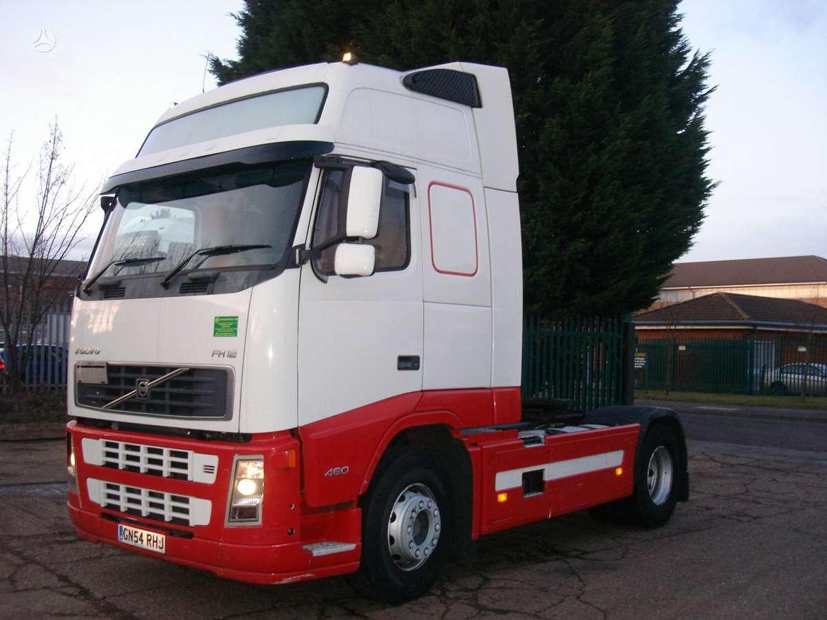 Volvo, FH12 XL, vilkikai
