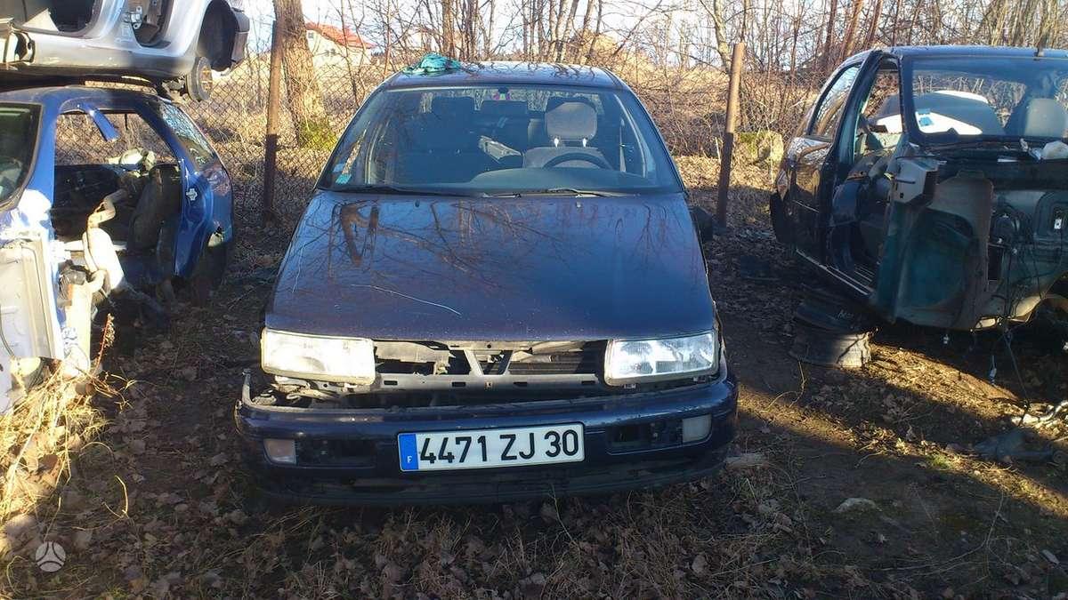 Volkswagen Passat dalimis. Variklio kodas abs iš prancūzijos.