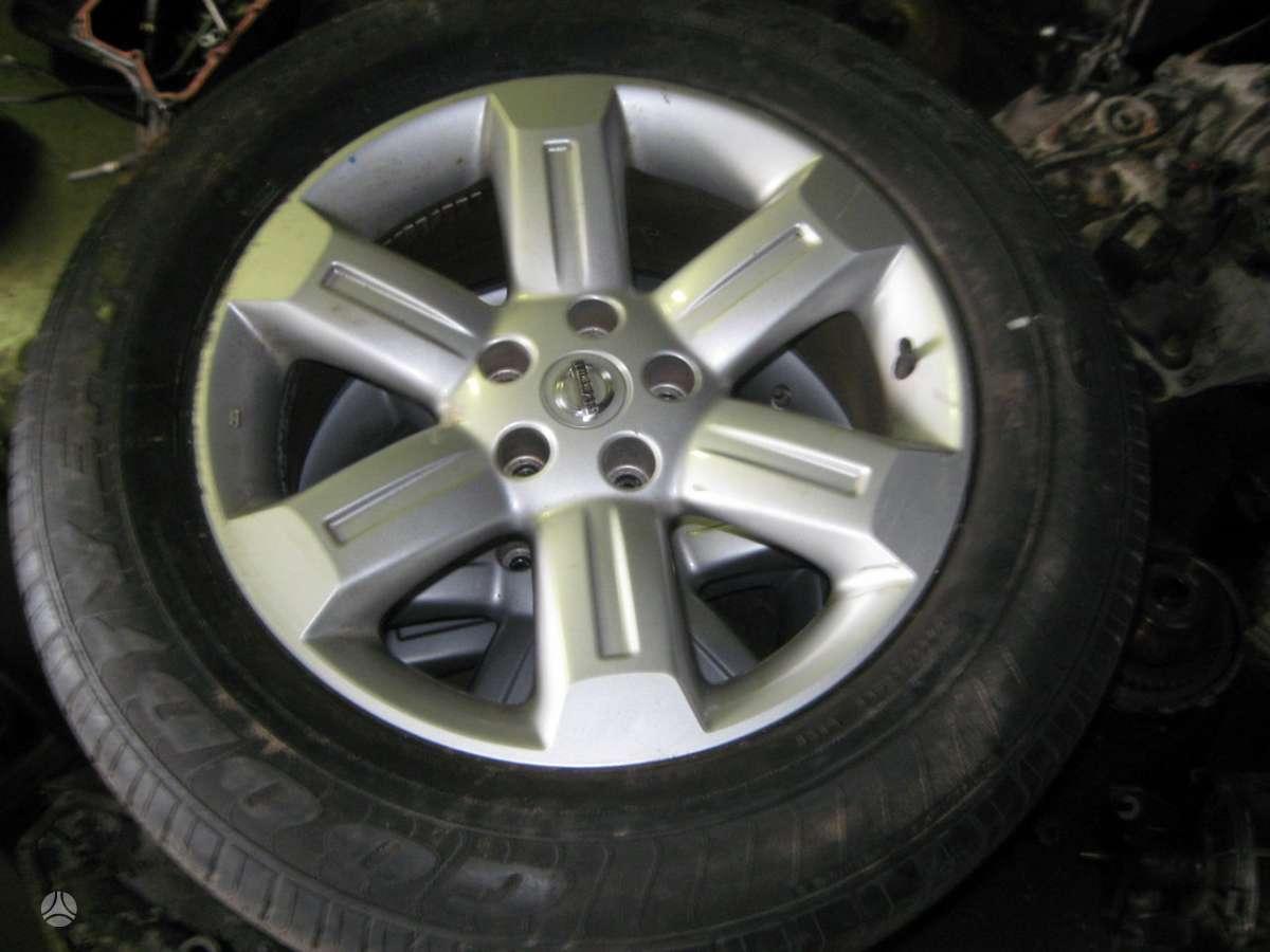 Nissan Murano. 4vnt ismiera 235x65x18 michleliai 4vnt 235x65x18