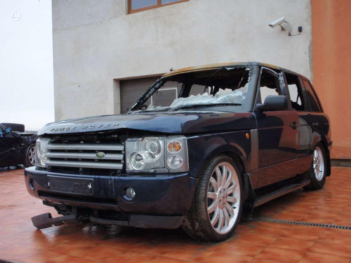 Land Rover Range Rover dalimis. Range rover 3,0d 2002-2005m.