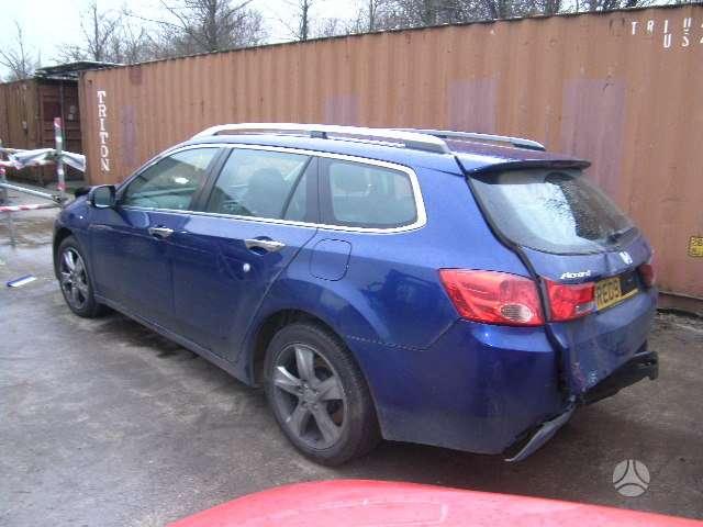 Honda Accord dalimis. Is anglijos, parktronikai,srs, abs, lieti