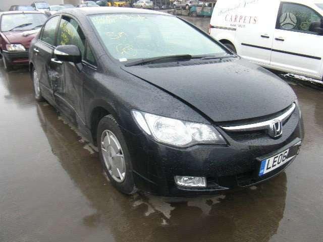 Honda Civic dalimis. Is anglijos, hybrid, maza rida, srs, abs,
