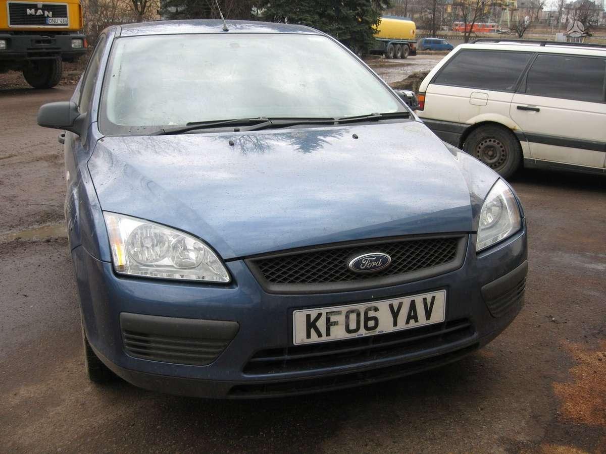 Ford Focus dalimis. Ford focus 2005m 1,6l automatas dalimis.