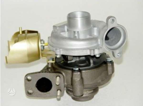 Citroen C5. Kokybiškai ir greitai remontuojame turbokompresorius.