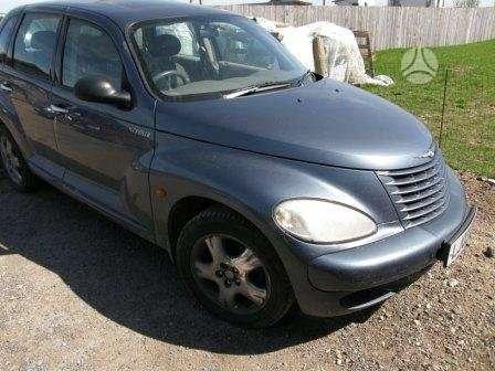 Chrysler PT Cruiser. Masina dalimis