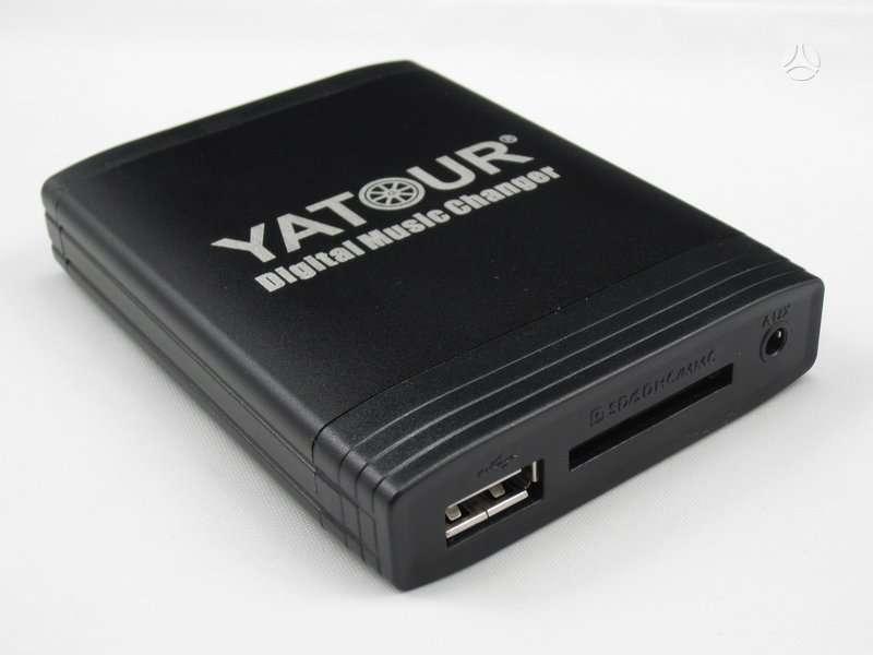 Kita, Toyota Lexus USB MP3 Priedelis AudioMedia.lt, cd/mp3 grotuvas