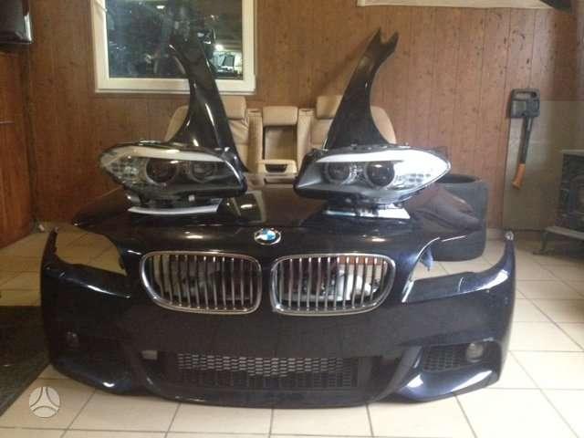 BMW 5 serija. Bmw f10 komplektinis priekis , mpaketas  didelis