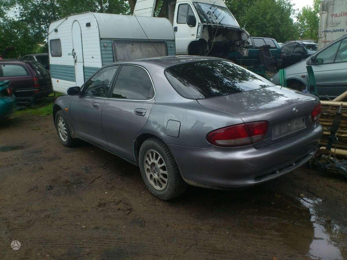 Mazda Xedos 6 dalimis. Iš prancūzijos. esant galimybei,