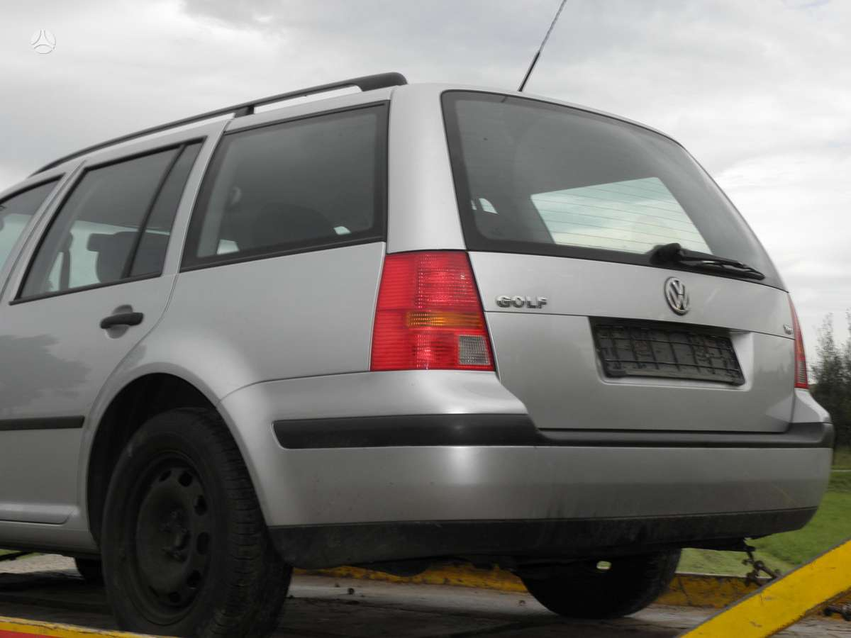 Volkswagen Golf. Elektriniai langai, kondicionierius, esp. 75000