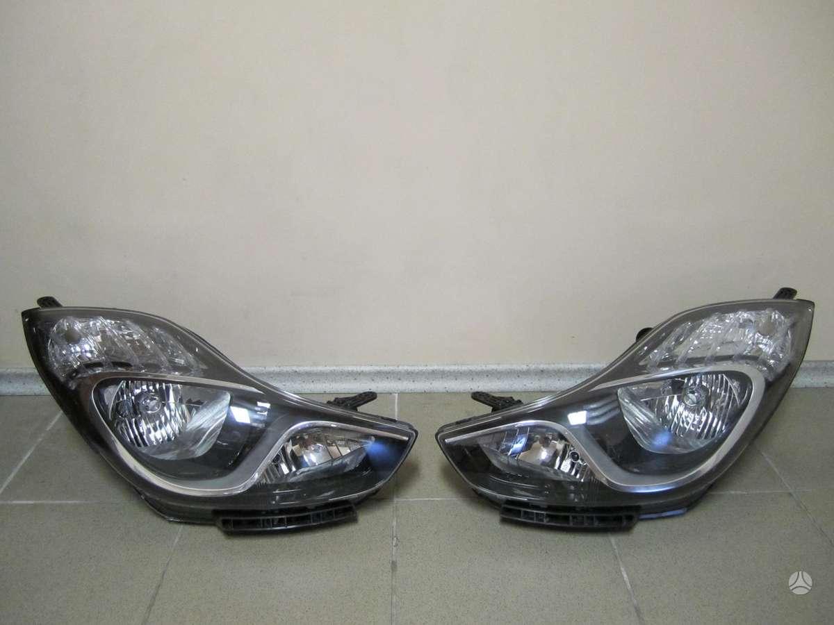 Hyundai ix20. Naudotos ir naujos japoniškų ir korėjietiškų