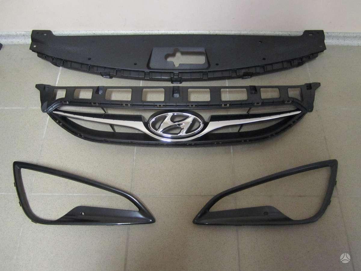 Hyundai i40. Naudotos ir naujos japoniškų ir korėjietiškų