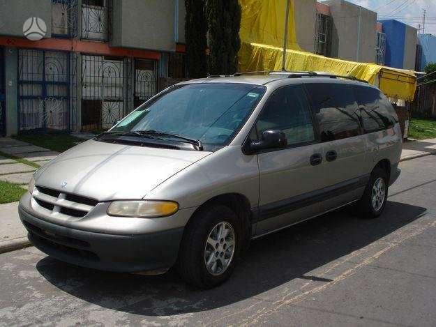 Chrysler Voyager dalimis. 2.4l , 2.5d , 3.0l , 3.3l , 3.8l