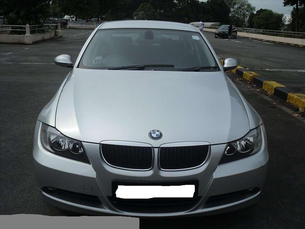 BMW 320. Detalių pristatymas į vietą.