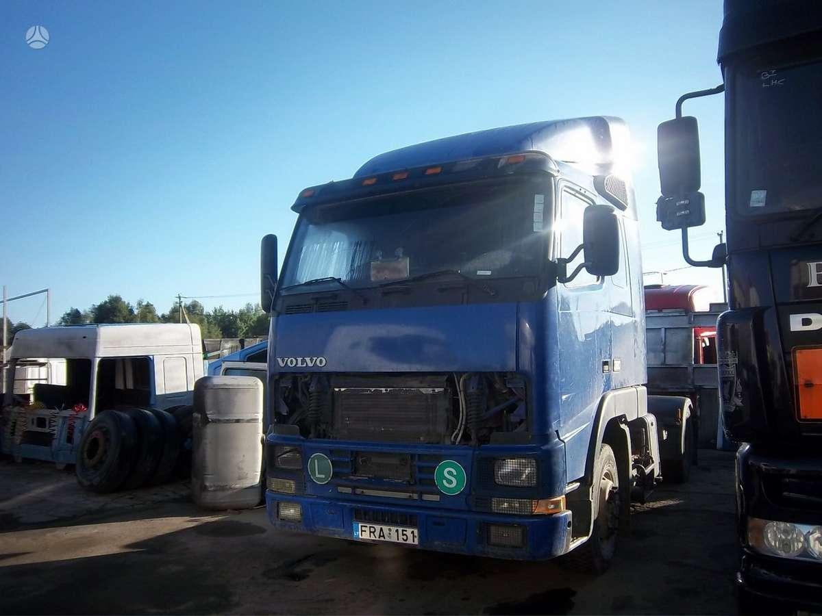 Volvo, FH 12, vilkikai