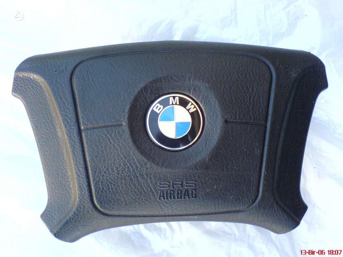 BMW 5 serija. Dangtelis vaire keleivio airbag kapsulė grotelė