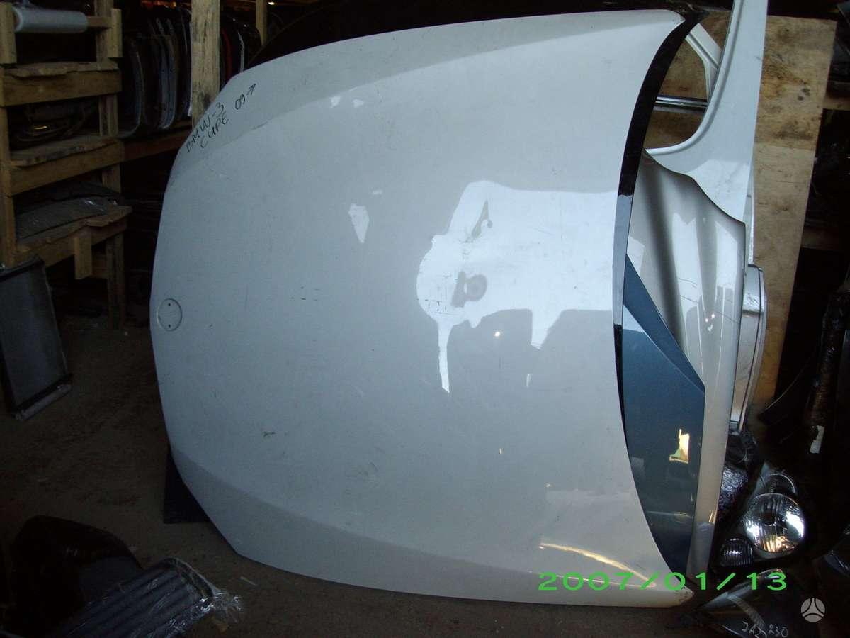 BMW M Coupe. Prekyba auto dalimis naudotomis europietiškiems,