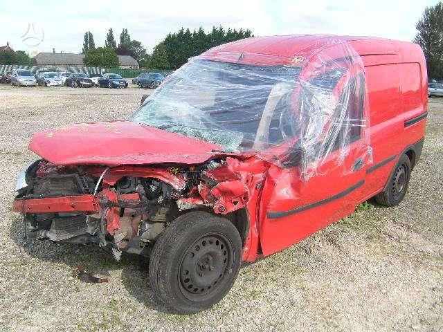 Opel Combo dalimis. Pristatymas visoje lietuvoje per 1-2 dienas.