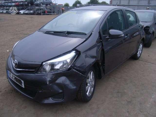Toyota Yaris dalimis. 2012metu, rida 1000myliu!!!  variklis