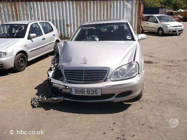 Mercedes-Benz S350. Mb s350 , benzinas, lieti ratai, juodas
