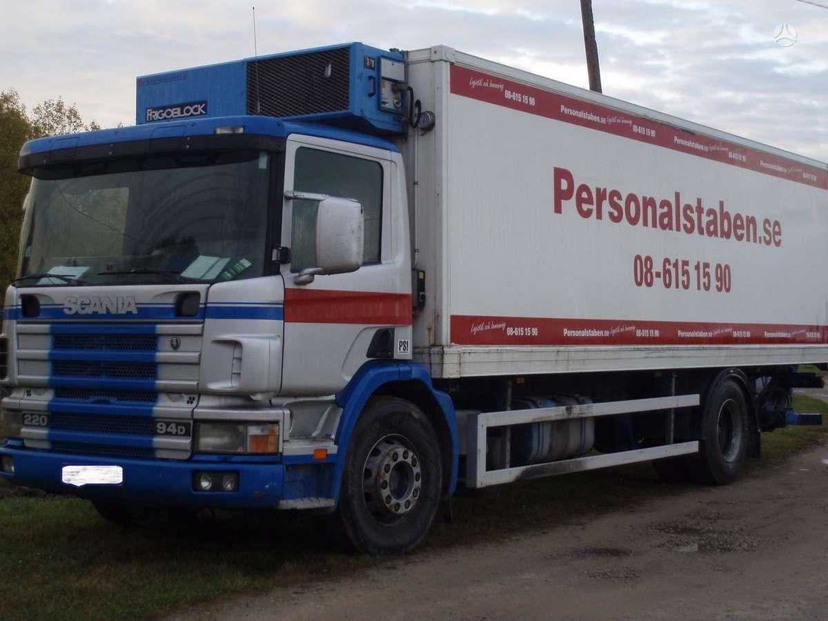 Scania P94, sunkvežimiai