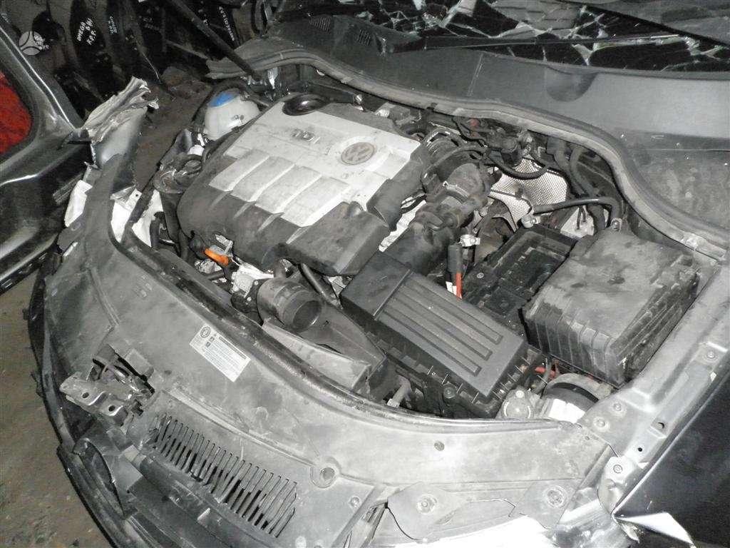 Volkswagen Passat. 2.0 td mechanika dalimis is anglijos