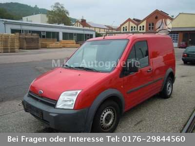 Ford Transit Connect dalimis. Is vokietijos tdci