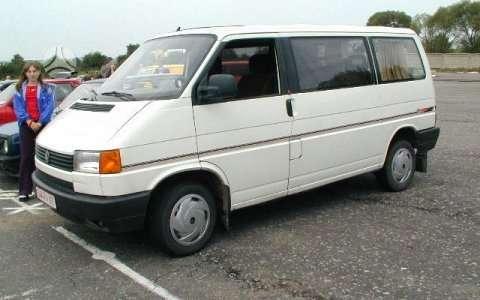 Volkswagen Transporter. Autodalys taip pat perkame automobilius