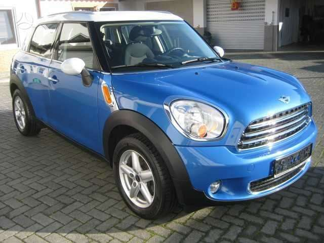 Mini Countryman. Mini  countryman 1.6