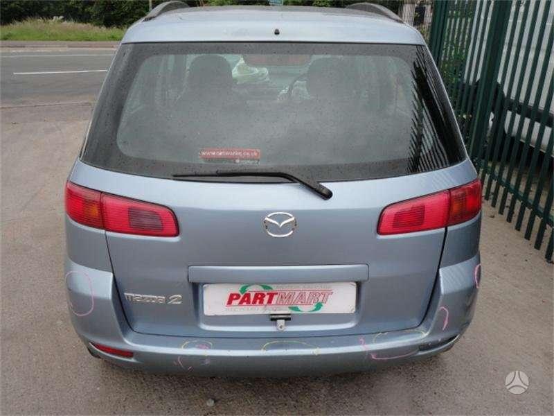 Mazda 2 dalimis. Tel 8 5 2436774 8 699 30626 8 650 38686