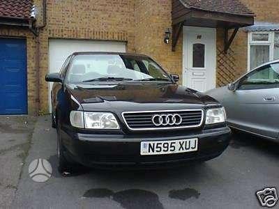 Audi A6 dalimis. 1,9 tdi,   ir  2,5 tdi audi a6 audi 100