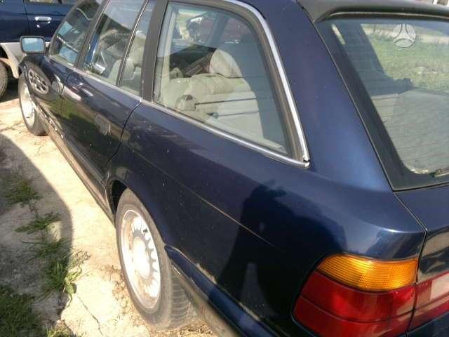 BMW 5 serija dalimis. 88-96m 520, 525, 525tds