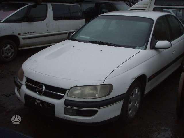 Opel Omega. Dalimis.uab
