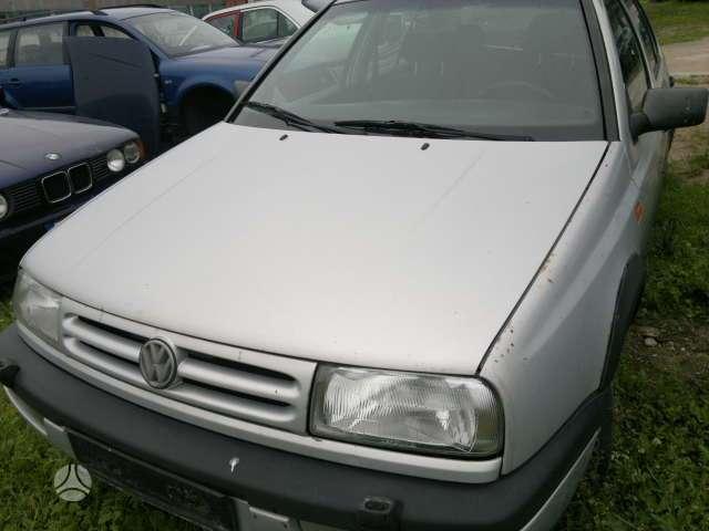Volkswagen Vento dalimis. Vw vento 92-97m, 1.6, 1.8, 2.0, 1.9d,