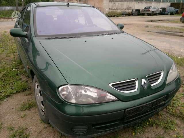 Renault Megane dalimis. Dalimis renault megane: 1.4l 16v, 1.9dti(