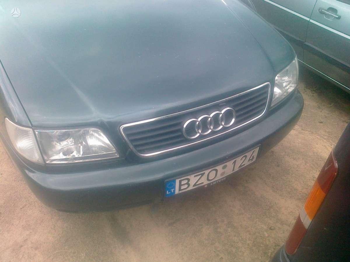 Audi 100 (C4) dalimis. Gera deze.varikli galiu parduoti daim.