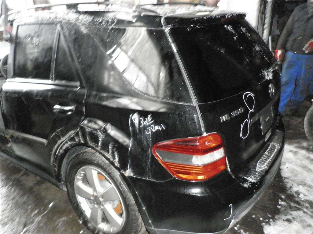 Mercedes-Benz ML klasė dalimis. 3.5i dalimis is amerikos