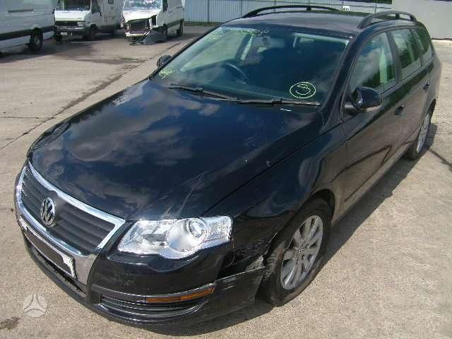 Volkswagen Passat. Dalis galima pristatyti beveik visoje