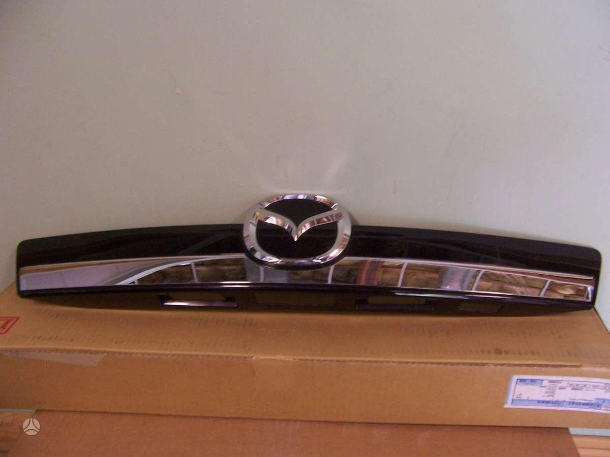 Mazda CX-9. Mazda cx-9 digital driver information display 2007-