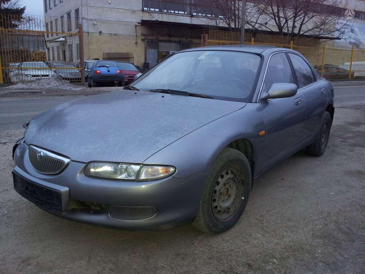 Mazda Xedos 6 dalimis. Turime ir daugiau įvairių markių