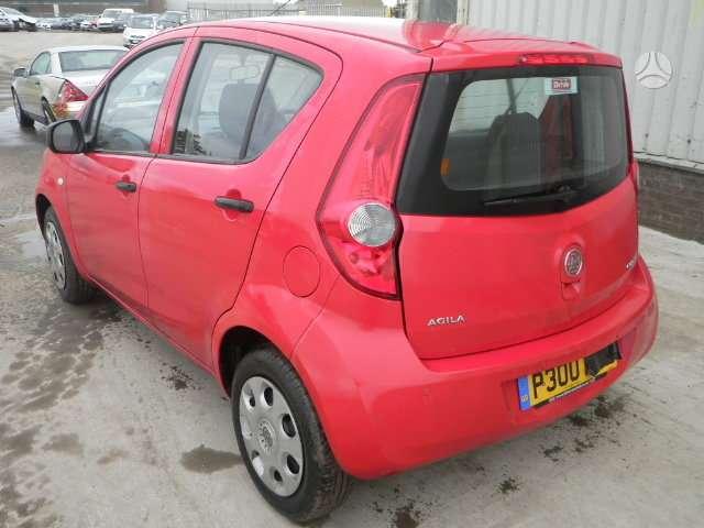 Opel Agila. доставка запчястеи в  мoскву доставка запчястеи в ли