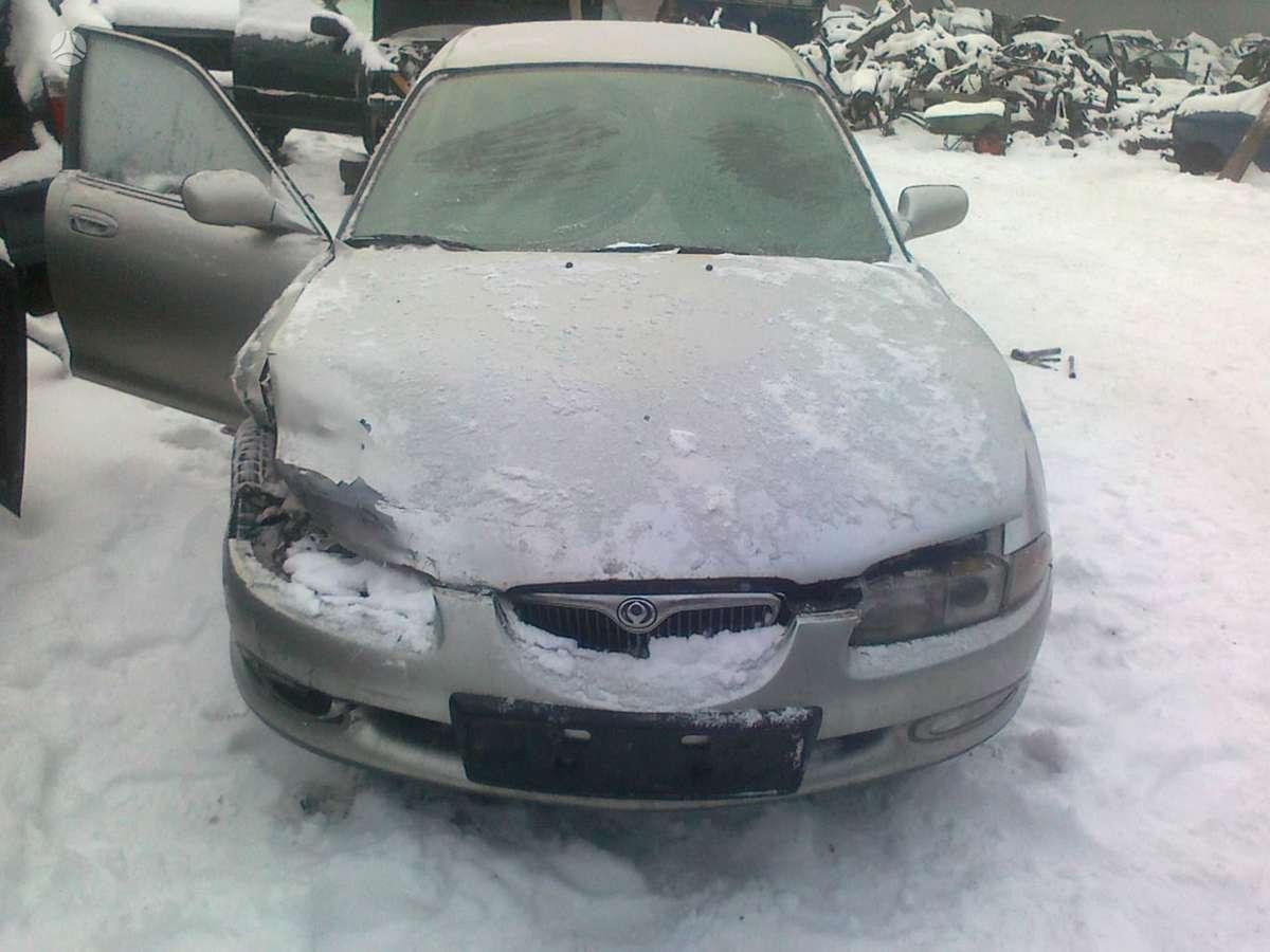 Mazda Xedos 6 dalimis. Dalimis - mazda xedos 6 1998 2.0l 1995cm3