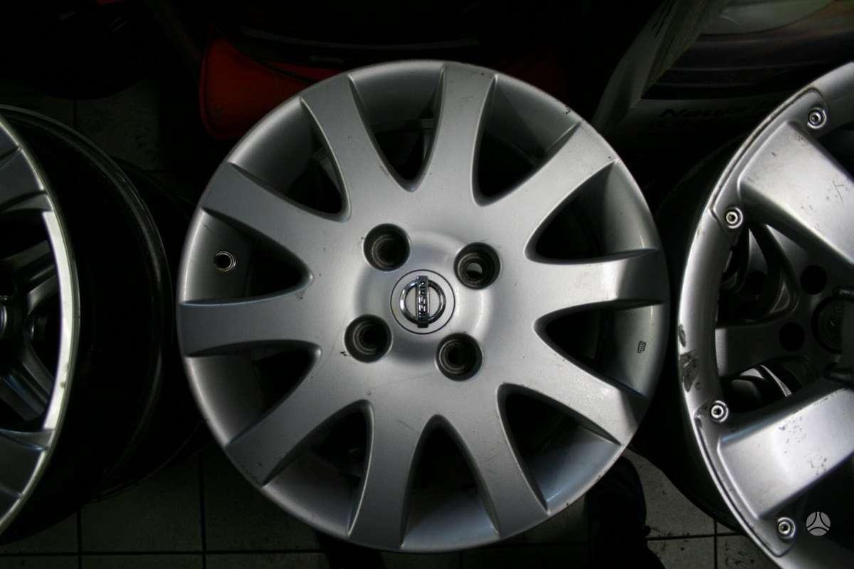 Nissan, lengvojo lydinio, R16