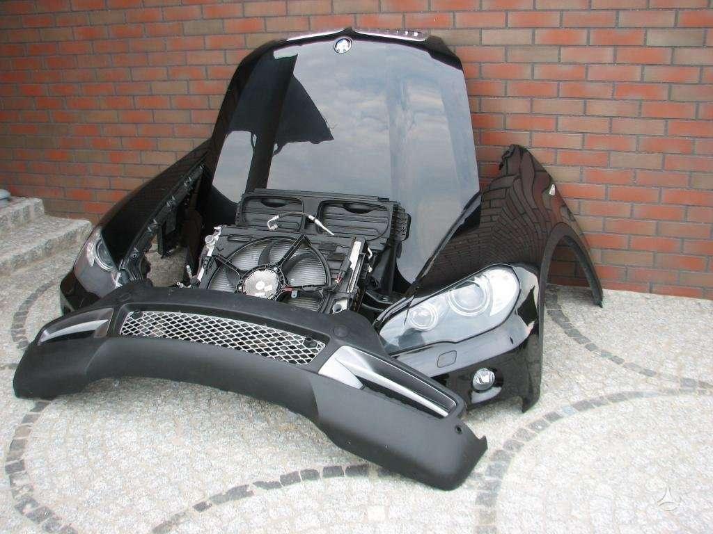 BMW X5. Bmw x5 e70 komplektinis priekis , su radiatoriais , pr