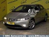 Honda Civic. Variklio kodas r18a2, 6pavaros perkame automoblius