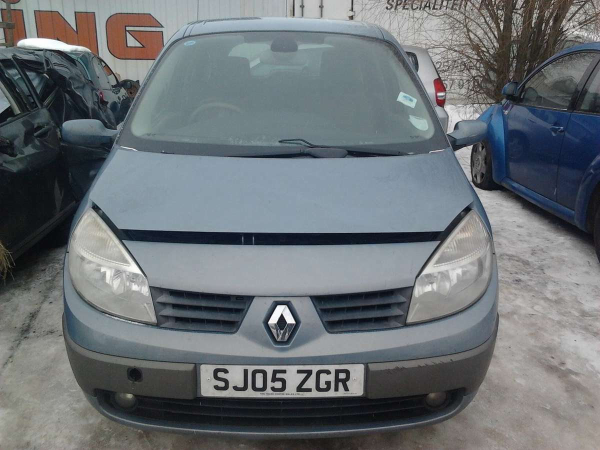 Renault Grand Scenic dalimis. Dalimis - renault grnd scenic 2005