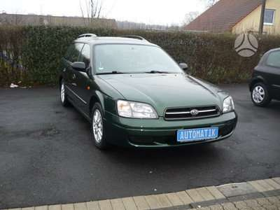 Subaru Legacy. Naudotu ir nauju japonisku automobiliu ir