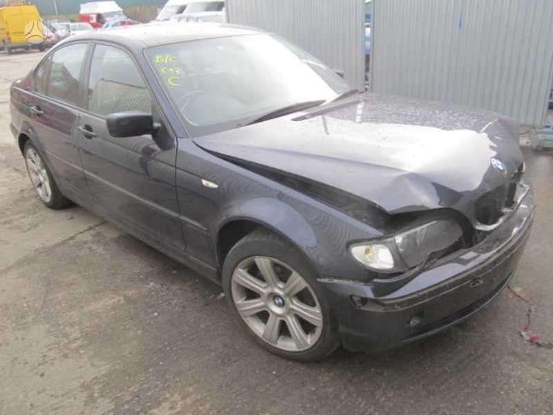 BMW 318. Bmw 318 2003m, juodas rekaro salonas ,automatas, lieti