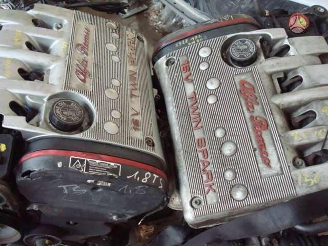 Alfa Romeo 156 dalimis. Varikliai 1.6ts